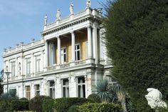 Villa les Palmiers à Nice