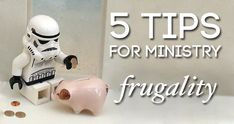 5 tips for being more frugal in youth ministry