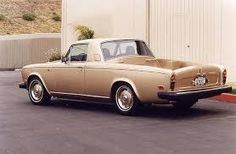 Rolls Royce Pickup