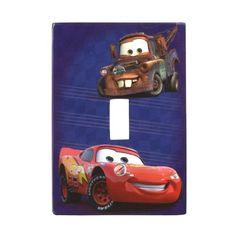 """Disney Pixar Cars - Lightning McQueen - 42"""" Ceiling Fan with Light - Kids Ceiling Fan - Amazon.com"""