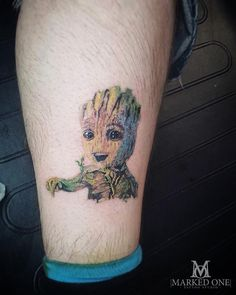 instagram inkmali baby groot tattoo baby groot pinterest baby groot tattoo and babies. Black Bedroom Furniture Sets. Home Design Ideas