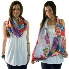 BRIKA.com | Leonis Scarf | A Well-Crafted Life