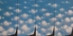 CIELO  KING (1 pz singolo) Dimensione: 180 X 90 cm Tecnica: Serigrafia Tiratura: 60  DITTICO (2 pz.singoli) Dimensione: 90 X 90 cm  STREEP (4 pz. singoli) Dimensione: 45 X 90 cm