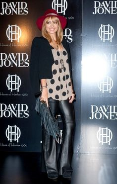 Nicole Richie Photo - Richie promotes House of Harlow