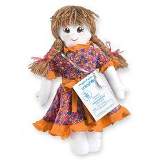 Se proprio dobbiamo regalare una bambola.. che sia una Pigotta