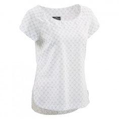 Buy Sica Women's Short Sleeve Top v2 - White/Blue Print online at Kathmandu. Oct 2015 $47