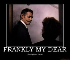 Timeless classic #GoneWithTheWind and Clark Gable #FilmQuotes