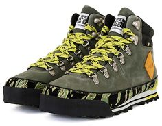 STUSSY x UNDEFEATED x THE NORTH FACE BACK TO BERKELEY [OLIVE GREEN/TIGER CAMO] NF7014Y2