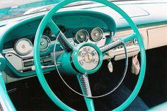 1958 Edsel dashboard - Google Search