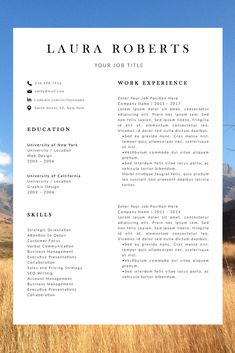 Get Professional resume templates designed to impress hiring managers at even the most prestigious companies. Modern Resume Format, Professional Resume Format, Modern Resume Template, Creative Resume Templates, Best Cv Template, Resume Outline, Simple Cv, Free Resume Samples, Resume Builder