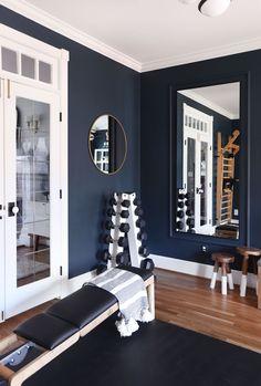 Modern home Gym Inspiration and Design