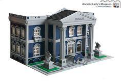 Lego museum