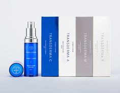 Transderma Skin Care on Behance