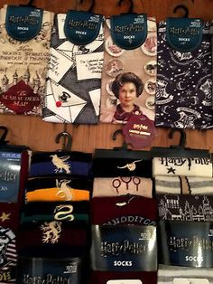 Clothing, Shoes & Accessories Socks Modest Harry Potter Limited Edition Black And White Newspaper Print Primark Socks Available In Various Designs And Specifications For Your Selection
