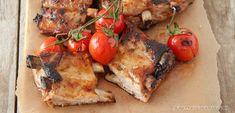 Żeberka grillowane słodko-pikantne Grilling, Chicken, Meat, Food, Crickets, Essen, Meals, Yemek, Eten