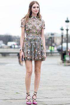 Paris Fashion Week F / W 2015: street style. Part 6, Buro 24/7