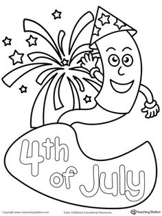 free 4th of july fireworks coloring page worksheet start your celebration of the 4th of july with this printable fireworks coloring page