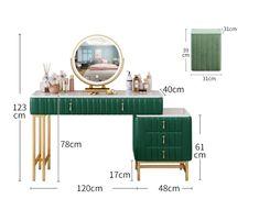 Mirrored Bedroom Furniture, Bedroom Decor, Dressing Room, Dressing Table, Lobby Design, Designer, Vanity, Cabinet, Storage