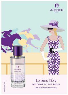 Etienne Aigner Ladies Day ~ New Fragrances