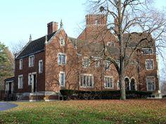 Bishop's Residence in Palmer Woods neighborhood of Detroit, MI, Photo by russteaches, via Flickr