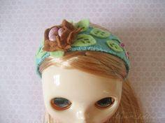 Bird's Nest Blythe headband