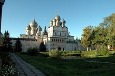 Rostov Kremlin. The Bishops' Court.