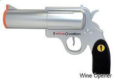 Wine Opener - WineOvation WNO-01/WNO-01P Powered Wine Opener Gun