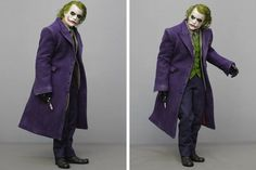 Heath Ledger played this part PERFECTLY.