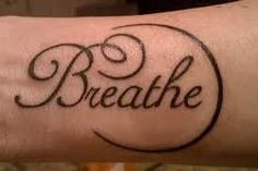Image result for pinterest, breathe tattoos                                                                                                                                                      More