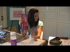Gift Box (Step 4) - Using the Melt Art Melting Pot