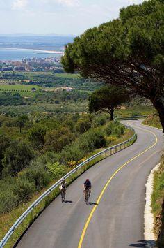 Costa Brava bike tour
