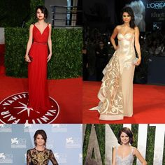 Selena Gomez has got unbeatable red carpet style and if there's any celeb that nails the floor length gown it's her. If we spent...