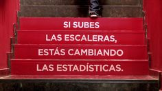 Virales o branded content |  Título: Coca Cola - Ascensor saludable |  Agencia/Estudio:  *S,C,P,F… |  Cliente: Coca Cola |  Núm: 309