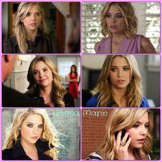 Hanna <3 pretty little liars