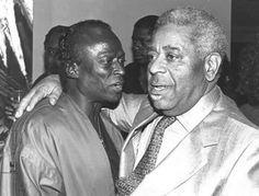 Miles Davis & Dizzy Gillespie