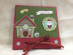 Cartão de Natal/ Merry christmas