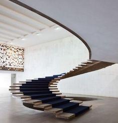 Zening life: 37 - Escadas Interessantes- Interesting Stairs