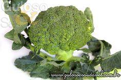 Brócolis é um dos 10 alimentos essenciais para a saúde do ser humano... Importância do Brócolis na Saúde!  Artigo aqui => http://www.gulosoesaudavel.com.br/2014/09/22/importancia-brocolis-saude/