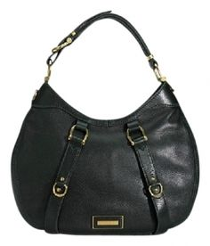 Burberry Claire (gently used) Hobo Bag $634, down form $1295. js