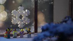 Lego - Snowflake Lego Ornaments, Snowflakes, Toys, Painting, Art, Activity Toys, Art Background, Snow Flakes, Clearance Toys