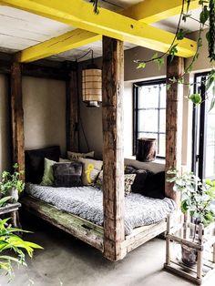 Tropical Bohemian Bedroom Inspiration www.isla.ph