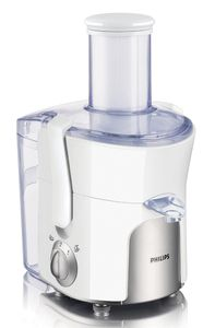 Philips 550W 1.5 Litre Whole Fruit Juicer White & Silver £80.00