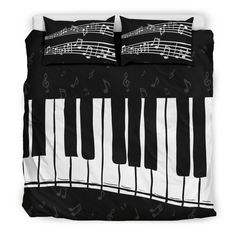 Looking for amazing musician gifts for your music lovers? From our music note socks to our sheet music tote bags we have the best musician gifts. Musician Gifts, Black King, Buy Shoes Online, Queen Bedding Sets, Blanket Cover, Comforters, Pillow Covers, Cozy, Pillows