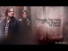 Supernatural | Through The Valley Of The Shadow Of Death Sam And Dean Winchester, Winchester Brothers, Devils Trap, Supernatural Fans, Jared Padalecki, Destiel, Sherlock, Nerdy, My Books