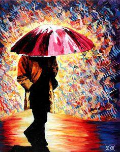 Walk in the Rain – Bramblitt