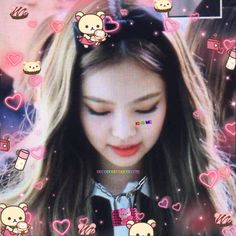 Discovered by venus. Find images and videos about kpop, icon and blackpink on We Heart It - the app to get lost in what you love. My Girl, Cool Girl, Blackpink Memes, Best Icons, Blackpink And Bts, My Little Baby, Cybergoth, Jennie Blackpink, Cute Icons
