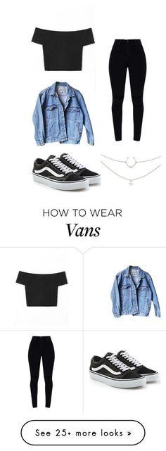 Ich mag die Jeansjacke in diesem Pin - Outfit - Mode Teenage Outfits, Teen Fashion Outfits, Mode Outfits, Outfits For Teens, Fashion Ideas, Girl Fashion, Fashion Clothes, Casual Teen Fashion, Vans Fashion