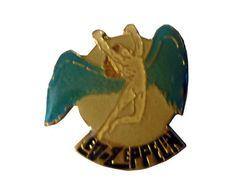 vintage LED ZEPPELIN IV swan song heavy metal by VintageTrafficUSA