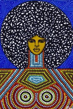 By Michelle Robinson, via Black Contemporary Art Tumblr Blog