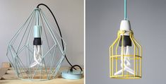 several ideas for industrial pendant lights